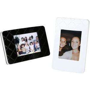 Fujifilm Instax Mini Picture Frames - Black and White 2-Pack -