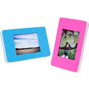 Fujifilm Instax Mini Picture Frames - Pink and Blue 2-Pack -