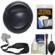 Fujifilm 62mm X Series Front Lens Cap with Sling Strap + Cleaning Kit