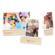 Fujifilm Instax Mini Wooden Photo Holders - 3 Pack