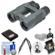 Fujifilm Fujinon KF W 8x32 Binoculars with Case with Smartphone Adapter + Harness + Cleaning Kit