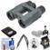 Fujifilm Fujinon KF W 8x32 Binoculars with Case with Smartphone Adapter + Harness + Cleaning Kit