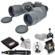 Fujifilm Fujinon Polaris 7x50 FMTRC-SX Waterproof / Fogproof Binoculars with Compass with Smartphone Adapter + LensPen Cleaning Kit