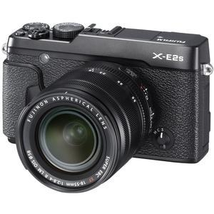 Fujifilm X-E2S Wi-Fi Digital Camera and 18-55mm XF Lens - Black -