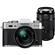 Fujifilm X-T10 Digital Camera & 16-50mm II & 50-230mm XC Lenses (Silver)