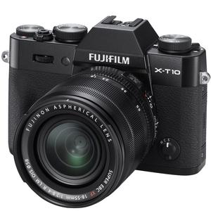 Fujifilm X-T10 Digital Camera & 18-55mm XF Lens (Black)