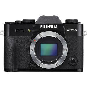 Fujifilm X-T10 Digital Camera Body (Black)