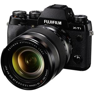 Fujifilm X-T1 Weather Resistant Digital Camera and 18-135mm XF Lens