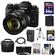 Fujifilm X-T1 Weather Resistant Digital Camera & 18-135mm XF Lens with 64GB Card + Battery & Charger + Case + Tripod + Filters Kit