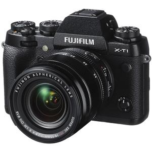 Fujifilm X-T1 Weather Resistant Digital Camera and 18-55mm XF Lens