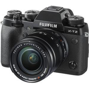 Fujifilm X-T2 4K Wi-Fi Digital Camera and 18-55mm XF Lens