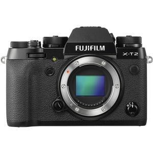 Fujifilm X-T2 4K Wi-Fi Digital Camera Body