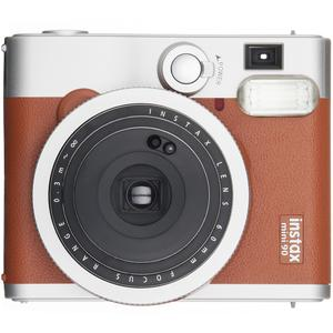 Fujifilm Instax Mini 90 Neo Classic Instant Film Camera - Brown -