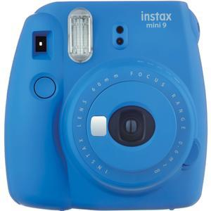 Fujifilm Instax Mini 9 Instant Film Camera - Cobalt Blue -