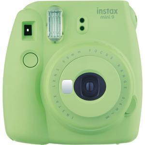 Fujifilm Instax Mini 9 Instant Film Camera - Lime Green -