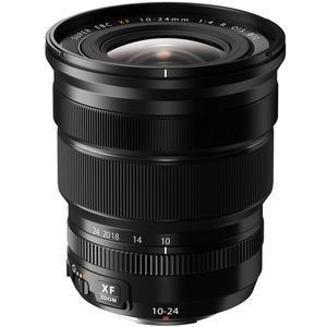 Fujifilm 10-24mm f-4.0 XF R OIS Zoom Lens