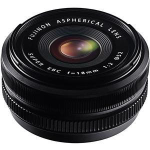 Fujifilm 18mm f-2.0 XF R Lens