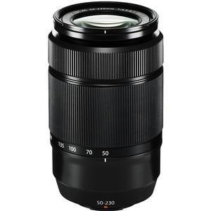 Fujifilm 50-230mm f-4.5-6.7 XC OIS II Zoom Lens - Black -