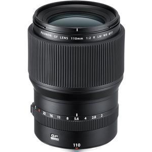 Fujifilm GF 110mm f-2.0 R LM WR Lens