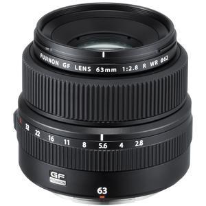 Fujifilm GF 63mm f-2.8 R WR Lens
