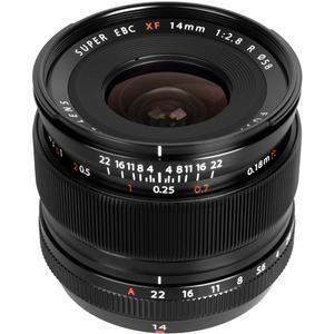 Fujifilm 14mm f-2.8 XF R Lens