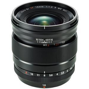 Fujifilm 16mm f-1.4 XF R WR Lens