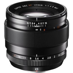 Fujifilm 23mm f-1.4 XF R Lens