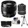 Fujifilm 23mm f/1.4 XF R Lens with 3 UV/CPL/ND8 Filters + Lens Pouch + Tripod + Accessory Kit