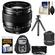 Fujifilm 23mm f/1.4 XF R Lens with 3 UV/CPL/ND8 Filters + Backpack Case + Lens Pouch + Flex Tripod + Accessory Kit
