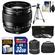 Fujifilm 23mm f/1.4 XF R Lens with 32GB Card + 3 UV/CPL/ND8 Filters + Case + Lens Pouch + Tripod + Accessory Kit