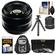 Fujifilm 35mm f/1.4 XF R Lens with 3 UV/CPL/ND8 Filters + Backpack Case + Lens Pouch + Flex Tripod + Accessory Kit