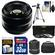 Fujifilm 35mm f/1.4 XF R Lens with 32GB Card + 3 UV/CPL/ND8 Filters + Case + Lens Pouch + Tripod + Accessory Kit