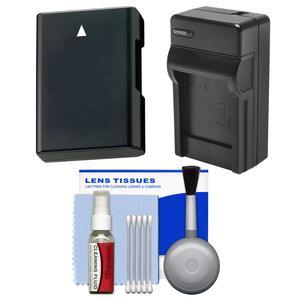 EN-EL14 Battery and Charger Essential Bundle for Nikon Df D3300 D3400 D5300 D5500 D5600 Digital SLR Camera