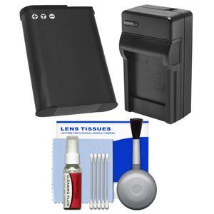 EN-EL23 Battery and Charger Essential Bundle for Nikon Coolpix B700 S810c P600 P610 P900 Digital Camera