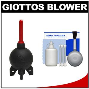 Giottos Rocket-Air Blower AA1920 with 5-Piece Cleaning Kit
