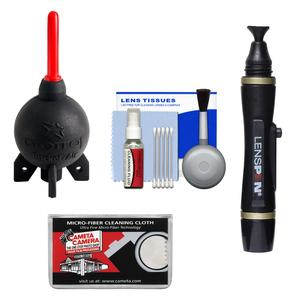 Giottos Rocket-Air Blower AA1920 with Cleaning Kit