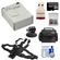 Essentials Bundle for GoPro HD HERO 3 Camera with AHDBT-301 Battery + Chest Mount + 16GB Card + Case + Accessory Kit