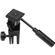 Hakuba Professional Camera Car Window Mount Clamp with 3-Way Tripod Head