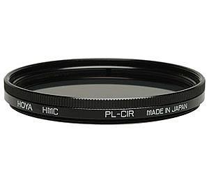 Hoya 49mm HMC Circular PL Polarizer Multi-Coated Glass Filter