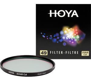 Hoya 49mm HMC UV-IR Digital Multi-Coated Slim Frame Glass Filter