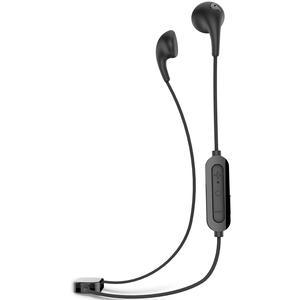 iLuv Bubble Gum Air Inner Ear Bluetooth Headphones - Black - with Built-in Mic