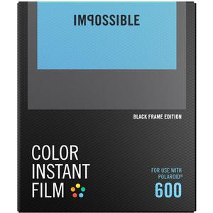 Deals Impossible PRD-4515 Color Instant Film (Black Frame) for Polaroid 600-Type Cameras Before Too Late