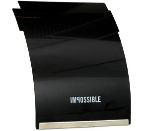 Impossible PX Shade for use with folding-type Polaroid Cameras including SX 70  SLR 680  etc.