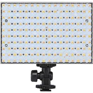LEDGO 160 LED Bi-Color On-Camera Video Light