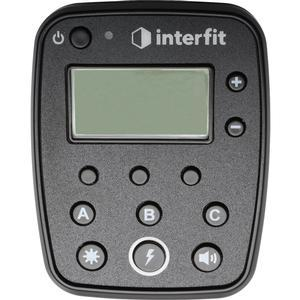 Interfit INTR1N TTL - i-TTL Studio Flash Remote for Nikon for S1 and S1a Monolight