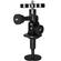 Intova Body Board Mount for Action Video Camera Camcorders
