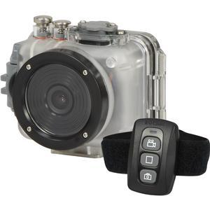 Intova Connex 1080p HD 60m-200ft Waterproof Video Action Camera Camcorder