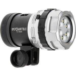 Tovatec Galaxy 2500 Lumens Underwater LED Video Light with Case Waterproof to 400 feet