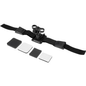 Intova Helmet Camera Mount with Strap Adhesive Pads and Quick Release