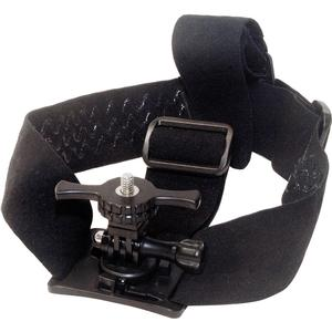 Intova Helmet Camera Mount 2N with Strap and Quick Release with GoPro mount